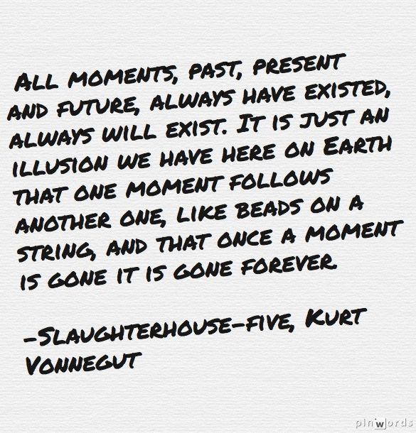 Slaughterhouse five - Kurt Vonnegut                              …