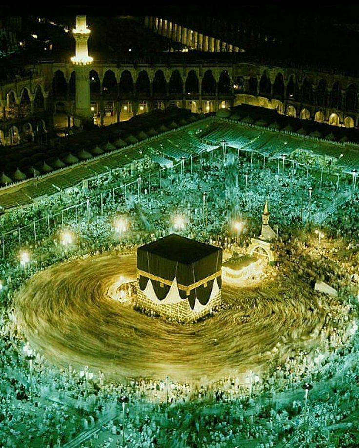 Thowaf. Mekkah Almukarramah