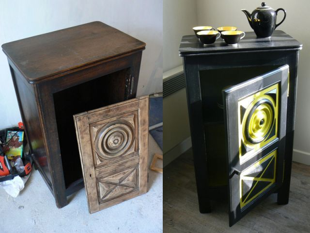 les 63 meilleures images propos de restaurer de vieux meubles sur pinterest grange en bois. Black Bedroom Furniture Sets. Home Design Ideas