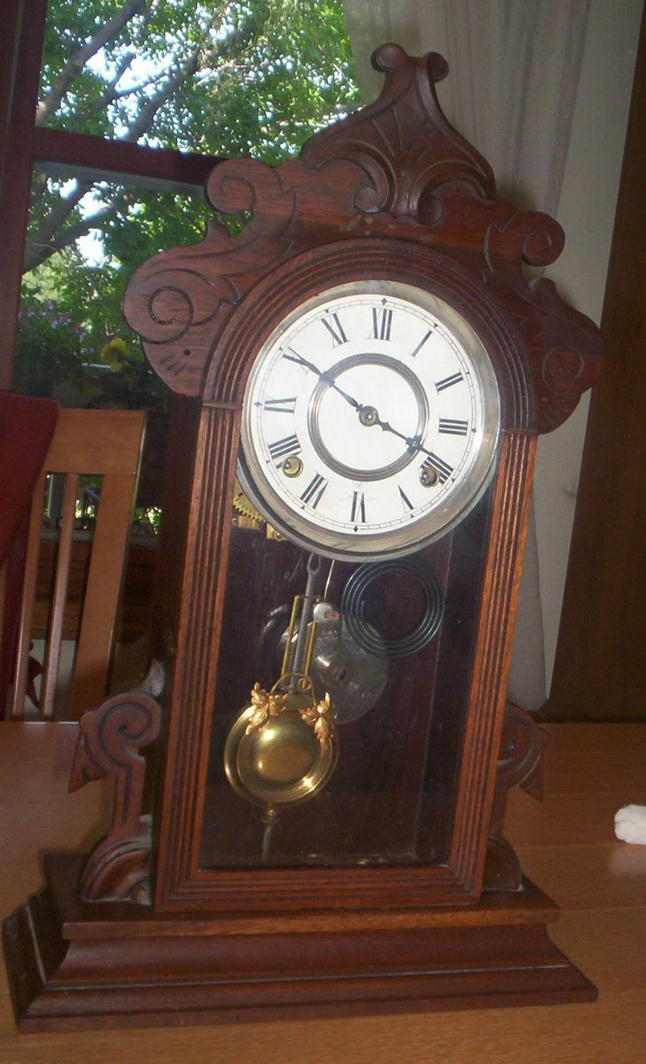 10 Best Mantle Clocks Images On Pinterest Antique Clocks