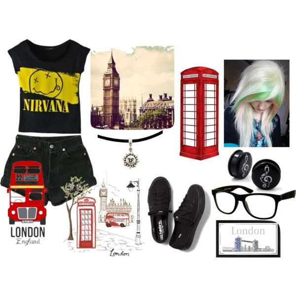 """""""This is London!"""" by ms-maria1d on Polyvore"""