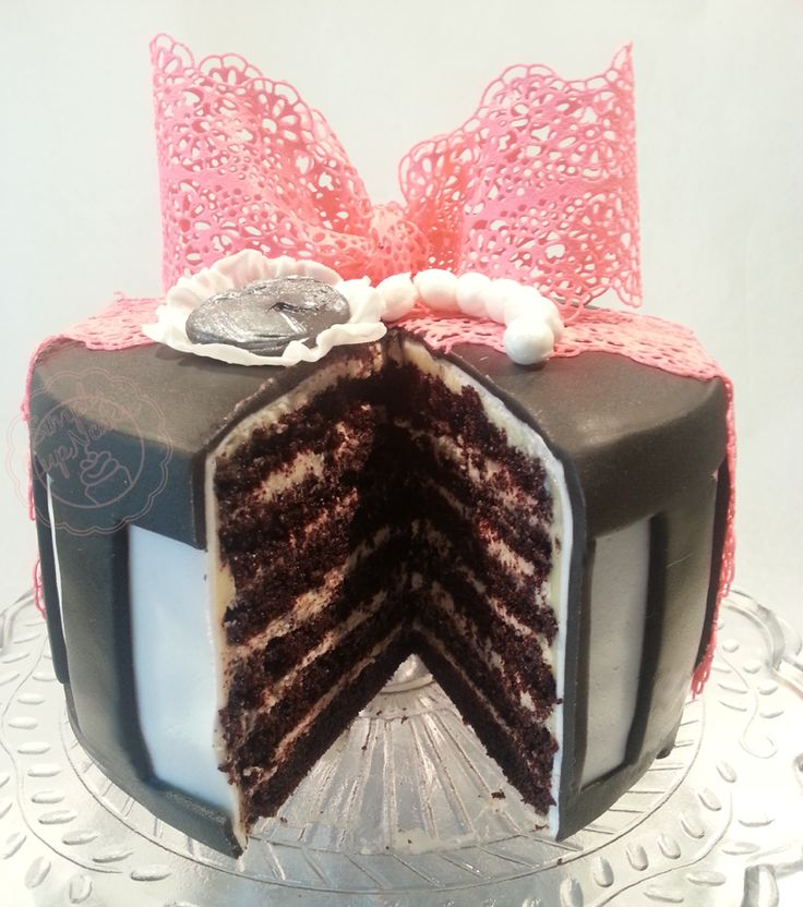 Denne chokoladekage er noget anderledes end de fleste andre. Devils food cake har en historie, opskriften stammer fra omkring 1920 og er amerikansk. Den er i familie med Red Velvet Cake og Angels f…