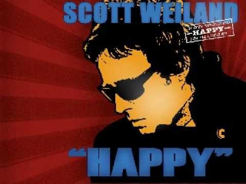 Scott Weiland - Something Must go this Way (Happy In Galoshes)