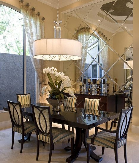 Wall Decor Quality Room Makeovers With Metallic: Decorative Hanging Metal Dining Room Wall Frame With Glass