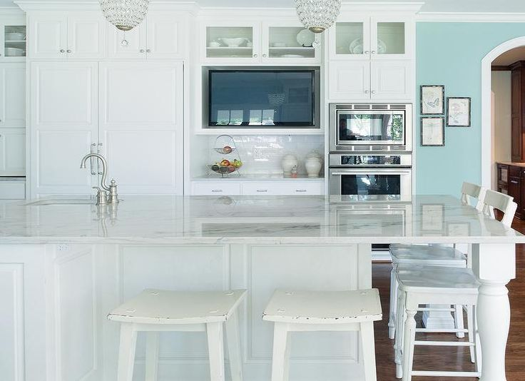 White Kitchen Feature Wall 167 best kitchen images on pinterest | home, dream kitchens and