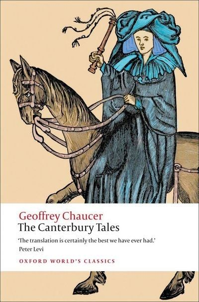 """""""Whoever best acquits himself, and tells The most amusing and instructive tale, Shall have a dinner, paid for by us all..."""" In Chaucer''s most ambitious poem, The Canterbury Tales (c. 1387), a group of pilgrims assembles in an inn just outside London and agree to entertain each other on the way to Canterbury by telling stories. The pilgrims come from all ranks of society, from the crusading Knight and burly Miller to the worldly Monk and lusty Wife of Bath. Their tales are a..."""