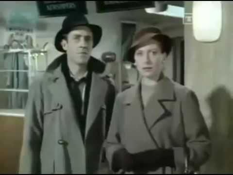 CREPÚSCULO VERMELHO 1959 dublado com Yul Brynner e Deborah ...