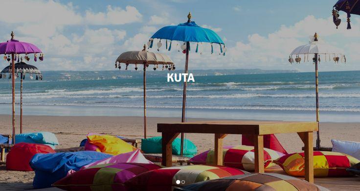 Menikmati Liburan di Kuta Bali Indonesia, Tempat Wisata Terpopuler di Dunia
