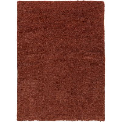 """Surya Cotswald Burgundy Rug Rug Size: 3'3"""" x 5'3"""""""