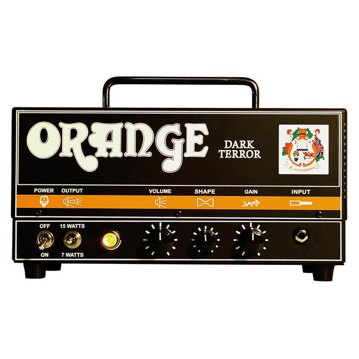 Orange Dark Terror 15/7 Watt Guitar Head