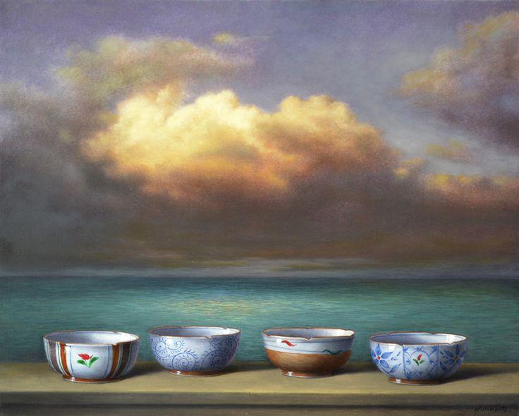 Paints - Antonio Nunziante