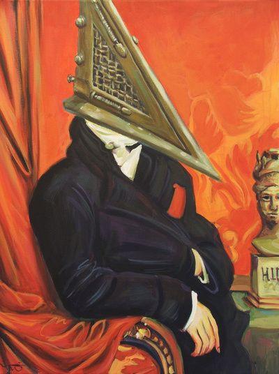Baron Pyramid Head