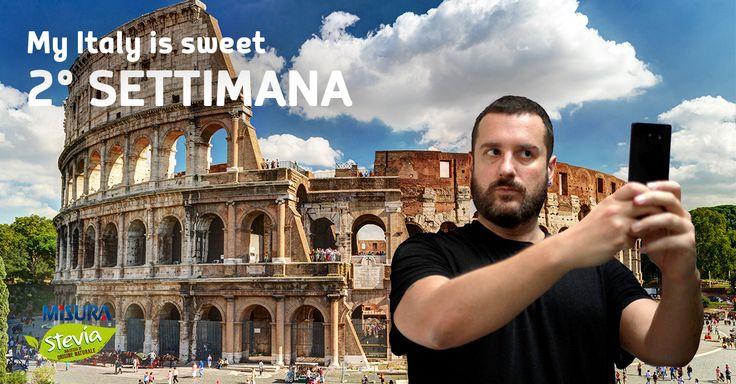 Dove è stata scattata questa sweet cartolina? Iscrivetevi al concorso e rispondete al quiz della settimana per avere 1 possibilità in più di vincere i premi di My Italy is sweet! http://www.misurastevia.it/page/my-italy-is-sweet  #tourism #Italy #quiz