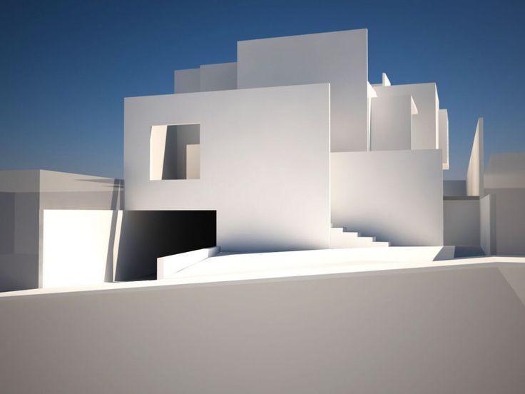 AR House, by / selon Lucio Muniain et al