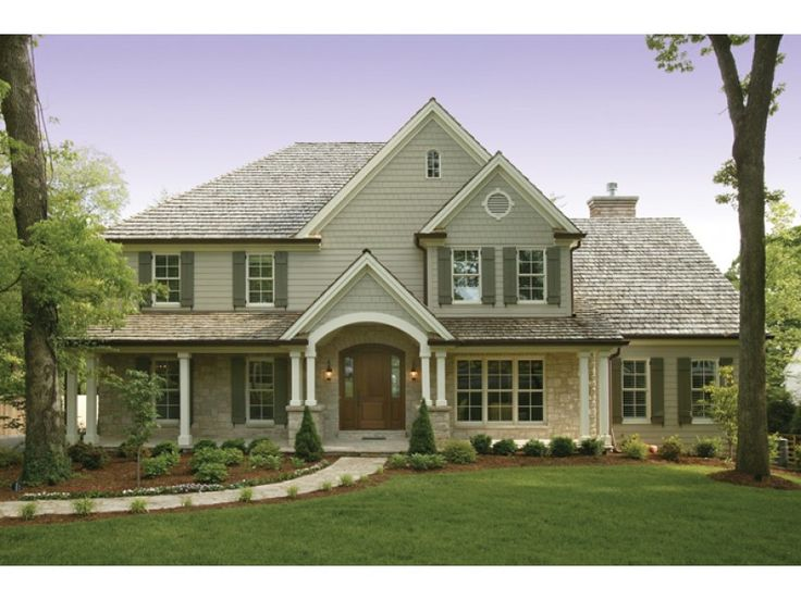 Eplans country house plan subtle craftsman influence for Eplan house plans