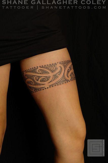 pretty leg band ink love pinterest legs. Black Bedroom Furniture Sets. Home Design Ideas