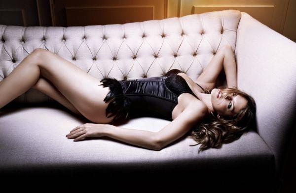 Сексуальная Алисса Миллер в новой фотосессии