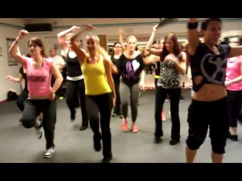 She's Country- zumba line dance. (+playlist)