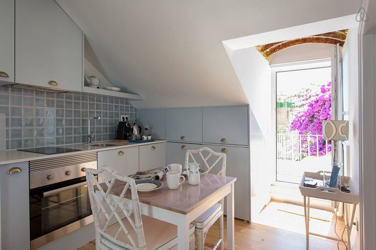 Check out this awesome listing on Airbnb: A terrace in the hippest Lisbon! - Apartments for Rent in Lisbon