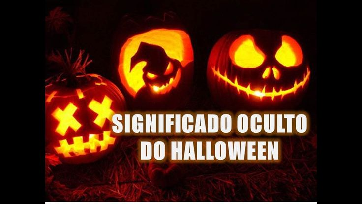 (◣_◢)O SIGNIFICADO OCULTO DO HALLOWEEN(◣_◢)