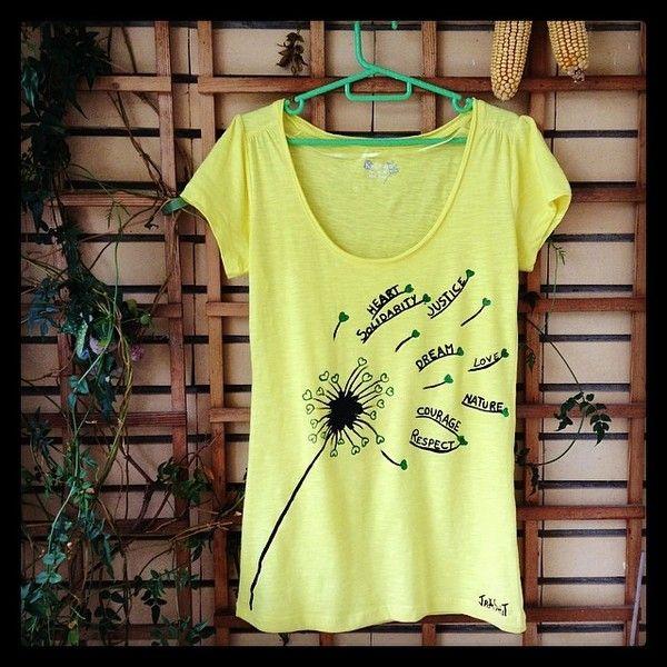 t-shirt donna  di Trashit su DaWanda.com