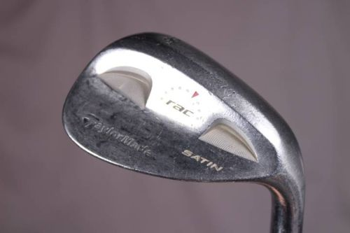 TaylorMade RAC Satin Sand Wedge 56 Right-Handed Steel Golf Club #7817