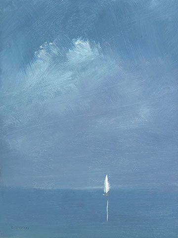 """Anne Packard - """"Summer Sail"""""""