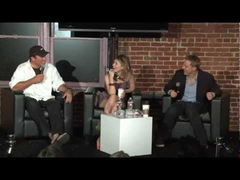 A Conversation with Adam Baldwin,Alan Tudyk, and Jewel Staite discussing Firefly