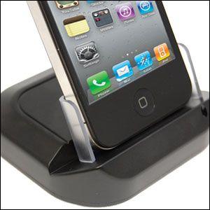 Apple iPhone 4 USB Desktop Sync & Charge Cradle