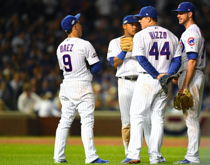 Chicago Cubs News, Scores, Standings, Rumors, Videos ...