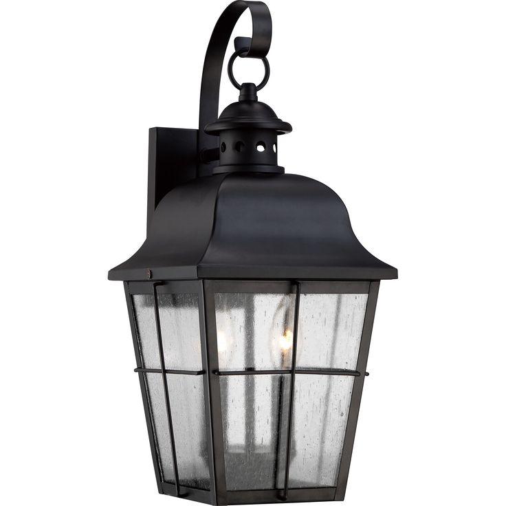 Quoizel Millhouse Mystic Medium Wall Lantern