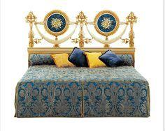 Кровать золотая Colombostile s.p.a. 0108 LM ABITANT Москва