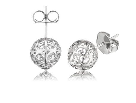 Engelsrufer - Angel Whisperer Earrings - Silver