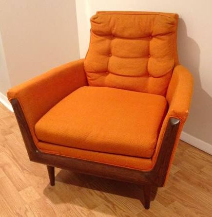 Prestige Club Chair, In The Style Of Adrian Pearsall. $125! Would Be Super