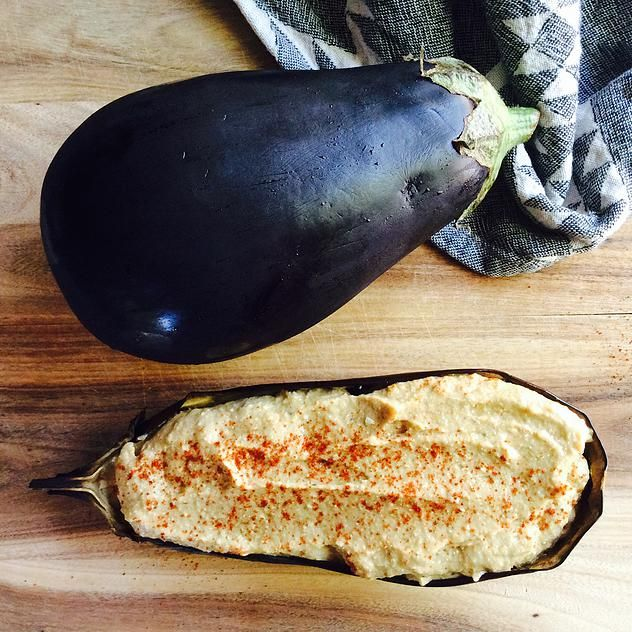 Fuel Fit | Smokey Eggplant Purée