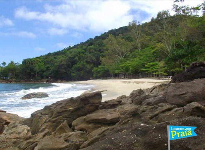 Praia do Camburi - Guaruja