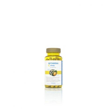 Natural Vitamins & Supplements - Witamina C-olway - dostarcza organizmowi naturalnej wit. C, wspomaga układ odpornościowy, uszczelnia naczynia krwionośne.. Zobacz więcej na: http://sklep.tajnikiurody.pl/pielegnacja_twarzy/witamina_c-olway.html
