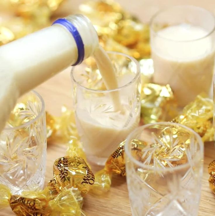4 Süßigkeiten, die Du unfassbar schnell in Schnaps verwandeln kannst