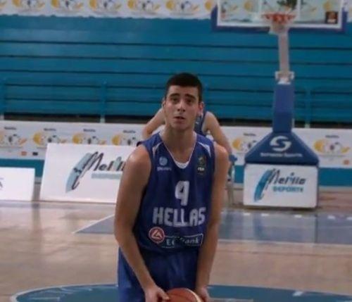 ΕΟΚ | Τουρνουά Φιλίας (Παμπαίδες): Γαλλία-Ελλάδα 78-81