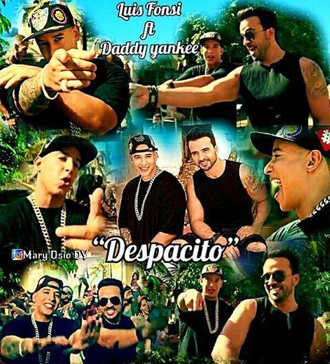 Despacito~♪Luis Fonsi Ft Daddy Yankee  @daddyyankee @luisfonsi #dadd Instagram