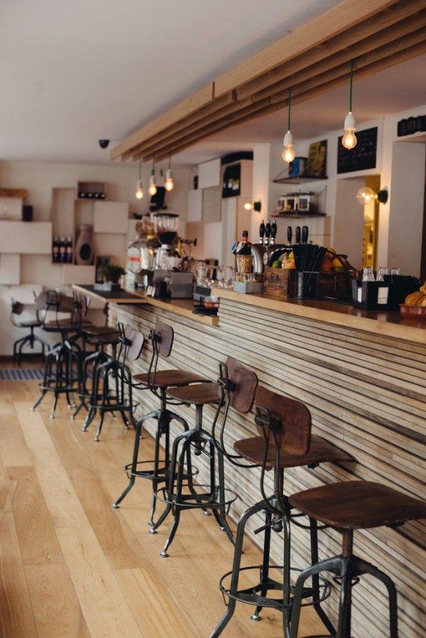 {City Files}:: La Esquina, A Spanish Cafe in Copenhagen