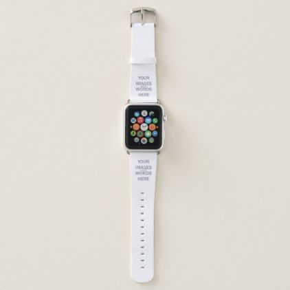 DIY (More Options) - Apple Watch Band - accessories accessory gift idea stylish unique custom