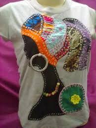 Resultado de imagem para patchwork afro