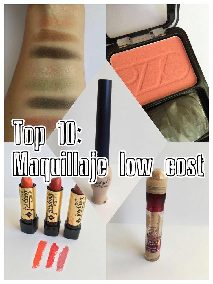Top 10: Maquillaje 3 B - Cata Martínez N