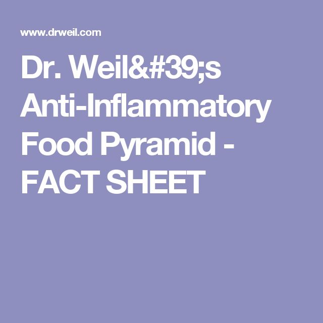 Dr Weil Pantry Food Recipes