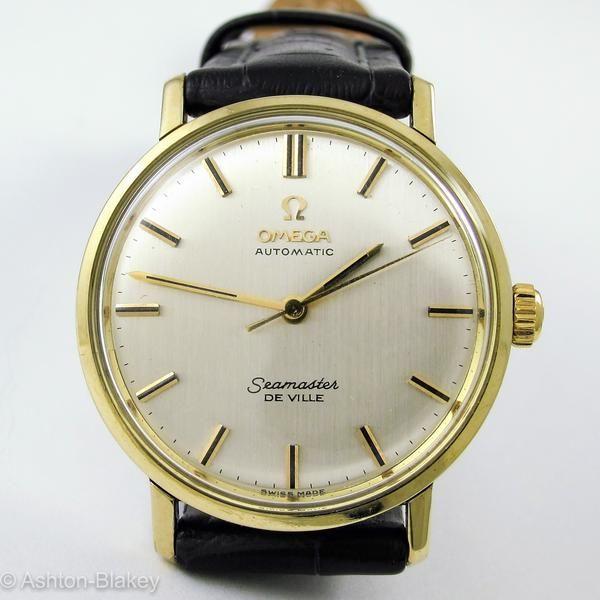 Omega Seamaster De Ville Automatic Preis
