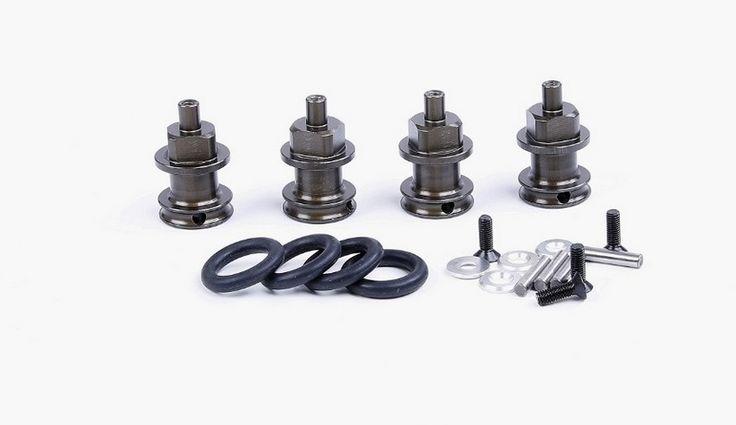 23.13$  Buy now - CNC Hex Hub set (hard oxygen) For 1/5 losi 5vie-T SLT BAJA 4WD rc car parts  #buyonline