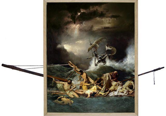 Rock - Αφιέρωμα στο Γάλλο ζωγράφο Theodore Garicault