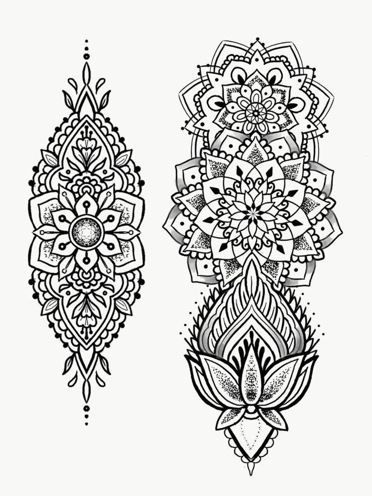 Permalink to Henna Underbreast Tattoo