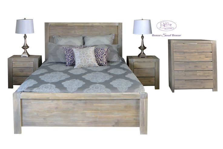Ralph Bedroom Suite made from Acacia Hardwood